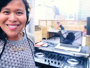 DJing at Urban Sproule, NYC