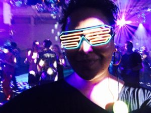 VIP wackiness at Giorgio Moroder's I FEEL LOVE