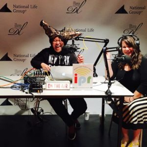 Primary Food, DJ CherishTheLuv with Hollie Klem of Haberdasher Theatre Columbus, Ohio